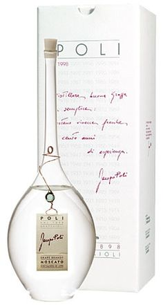 Grappa Jacopo Poli Moscato> I love the bottle. Food Packaging Design, Bottle Packaging, Packaging Design Inspiration, Bottle Labels, Beer Labels, Coffee Packaging, Alcohol Bottles, Liquor Bottles, Bottles And Jars