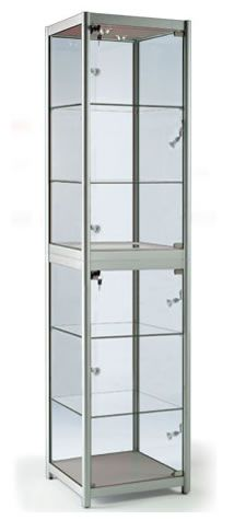 Etonnant MH Showcase Tower 1. Portable DisplayGlass Display Cabinets TowerBookcaseExhibitions
