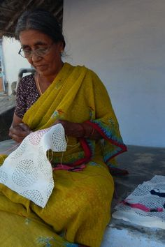 The block printed designs are sent for embroidery. Texture adds a luxurious feel to the finished pouches . Interesting News, Craft Business, Beautiful Hands, Pouches, Pink And Green, Printing On Fabric, Print Design, Printer, Artisan