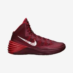 a2227324c835 New Women s 12 Nike Zoom Hyperdunk 2013 Basketball Shoes Red