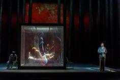 Parsifal, de Richard Wagner. Royal Opera House, producción de Producción de Stephen Langridge (Fotos Clive Barda). Diciembre 2013