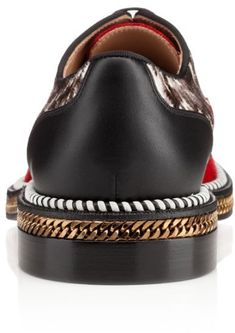 Christian Louboutin Dechaine in Red for Men