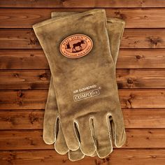 Personalized BBQ Grilling Gloves - Gifts for Men - http://pitbossbelt.com/wp/grilling_gifts_for_men_bbq_gift_guide