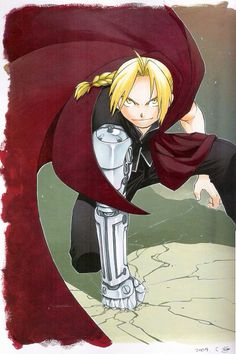 how to make edward elric arm