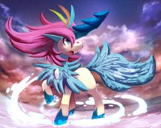 Keldeo Resolution Form by Aonik.deviantart.com on @deviantART