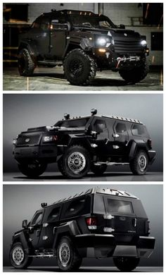 5 Cars Made For The Zombie Apocalypse...it's coming soon and you're going to need a Badass ride. Click to see these zombie destroyers #spon #endofworld