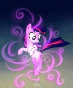 Twilight alicorn changes