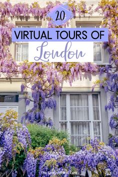 Planning a future trip to London England? If so, check out this London travel guide with 20 virtual tours of London that you can explore and enjoy online from the comfort of your home. This guide takes you to all of London's must see sites, must see attractions, and world class museums. It will help you plan your itinerary for London and decide what things to see and do in London. England Travel | Europe Travel | London Itineraries | London Destinations | Online Learning | Hoemschooling