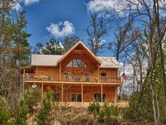 Hidden Creek Cabins - Tennessee (The Summit Cabin)
