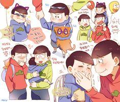 ちびカラ>>> (squeal) aww!! he's so cute!! (squeal again) too cute!