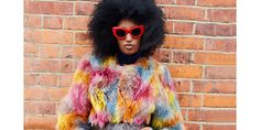Her afro style and eccentric elegance has got this Franco-Senegalese fashion editor ruling best-dressed lists all around the world. We learn more about fashionista Julia Sarr-Jamois.