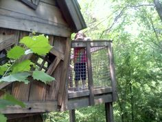 Inniswood Park, off Cleveland Ave, Westerville, OH (Tree House)