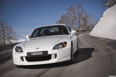 2009 S2000 Ultimate Edition. The Europe-only final edition.