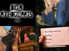 The big four at hogwarts (Part1)