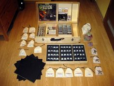 Gaming Unplugged Since 2000 Board Game Organization, Eldritch Horror, Tabletop Games, Board Games, Gaming, Nerd Stuff, Crafts, Image, Gadgets