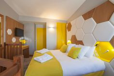 Hôtel Royal Ours Blanc (2015) Design: Sandrine Alouf Atmosphériste #design #hotel