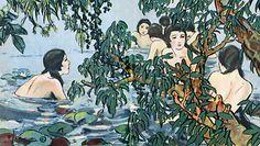 """加藤まさを Kato Masawo / """"土形長者"""" 少女倶楽部 昭和4年8月号 1929"""