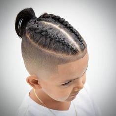braids hairstyles for men 2018.... my nephew is on Pinterest ❤miah