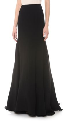 Lela Rose Fit & Flare Skirt - such a great performance skirt!