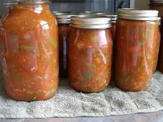 Thy Hand Hath Provided: Preserving Tomatoes: Part 2