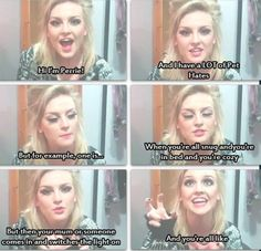 I love you, Perrie Edwards! You & Zayn are the perfect pair!(: just like Lou & Eleanor(Calder)!