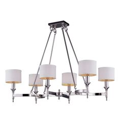 Found it at Joss & Main - Chelsea 6-Light Drum Chandelier