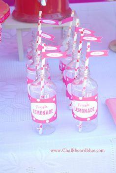 love the bottles