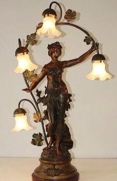 August Moreau ~ Art Nouveau.