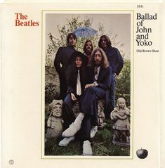 Lp Cover, Vinyl Cover, Beatles Albums, The Beatles, Beatles Singles, Old Brown Shoe, Lennon And Mccartney, Linda Ronstadt, George Harrison