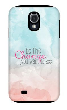 Personalized Samsung Galaxy S3 Tough Case by AModernStyle on Etsy, $33.00  I love the idea that others would see it!!