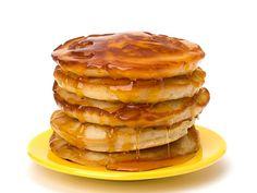 Lemon Ricotta Pancakes - Lemon Flavored Pancake with Ricotta Cheese