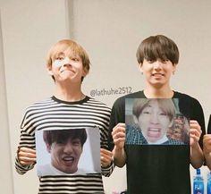 """(KPOPLINE) - Hãy cùng chứng kiến những làm fan cũng """"sâu răng"""" vì độ ngọt những khoảnh khắc của cặp đôi VKook (BTS)"""