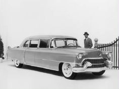 1955 CADILLAC FLEETWOOD 75 IMPERIAL