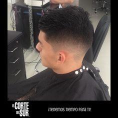 #Barbería  ¡Tu mejor #Look, siempre en #Tendencia!  Corte de caballero realizado por nuestro barbero experto Brayan Mazuera.   Nosotros te asesoramos, ¡Tenemos tiempo para ti!
