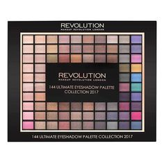 Best Of 5 Pics Makeup Revolution London 144 Ultimate Eyeshadow Palette Collection 2017 And Pi. Makeup Revolution London 144 Ultimate Eyeshadow Palette Collection 2017 At Low S In India Makeup Eyeshadow Palette, Makeup Dupes, Makeup Brands, Makeup Products, Beauty Products, Kids Makeup, Free Makeup, Uk Makeup, It Cosmetics Concealer
