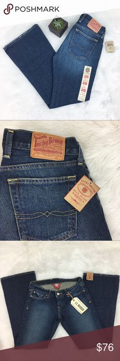Lucky Brand Little Maggie NWT Jeans Lucky Brand Little Maggie Jeans. Size 26 short. (30' inseam) NWT. ❌No trades ❌ Modeling ❌No PayPal or off Posh transactions ❤️ I Bundles ❤️Reasonable Offers PLEASE ❤️ Lucky Brand Jeans Boot Cut