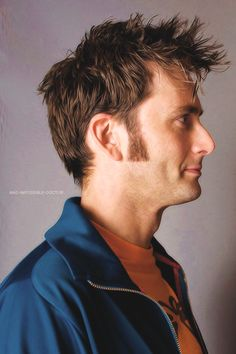 Oh yes! David's profile is magnificent!