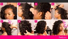 Apesar de ser mais certinho esse é legal pra ter uma noção de como ficaria se o cabelo estiver mais curto.