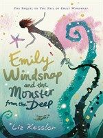 Emily Windsnap And The Monster From Deep By Liz Kessler