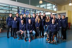 The Sport Scholars at LJMU. Find out more about the scheme at http://ljmu.ac.uk/sportscholarships/index.asp