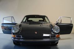 1968 Porsche 912 Coupe For Sale - Slate Grey - CPR Classic