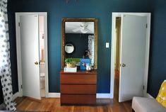 Plumage by Martha Stewart  - warm rich dark wall paint color