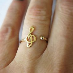 32 Impossibly Cute Pieces Of Jewelry For Music Lovers...pinned by ♥ wootandhammy.com, thoughtful jewelry.