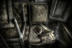 a good book and a comfy chair  An old chair found in one of the derelict rooms at the Chateaux in Paris while i was on my photography course with Trey Ratcliff and Miss Aniela #HDR #urbex #arthakker