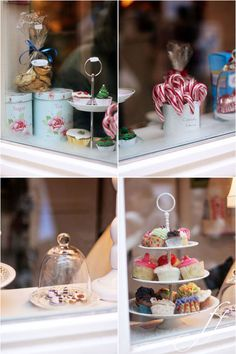 Tea-room and candies