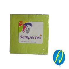 SERVILLETAS VERDE LIMA X 20, un producto más de Piñatería Fiesta Virtual de Colombia - lo puedes ver en http://bit.ly/2sRO3SL. #FiestaVirtual