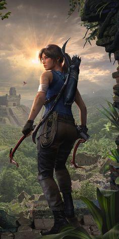 Explorer, video game, Lara Croft, Shadow of the Tomb Raider wallpaper Wallpaper Gamer, Ps Wallpaper, Raiders Wallpaper, Gaming Wallpapers, Costume Lara Croft, Lara Croft Cosplay, Tomb Raider Video Game, Tomb Raider 2013, Tomb Raider Legend