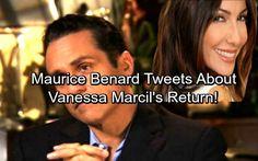 General Hospital Spoilers: Maurice Benard Says He Wants Vanessa Marcil Back on GH - Brenda Barrett Returning?