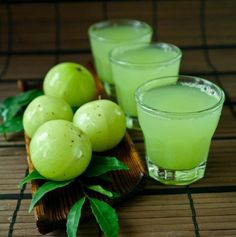 """The word """"amla is derived from the Sanskrit word """"amlaki"""", which means """"the sustainer"""" or prosperity. The fruit belongs to the Euphorbiaceae family. Amla is one of the most popular herbs for improv…"""