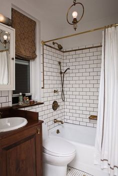 Traditional Small Bathroom Design Bathroom Remodeling Ideas Before and After, Master Bathroom Remodel Ideas, Bathroom Remodel Ideas Small Bathroom Remodel Ideas Pictures, Small Bathroom Renovations, Bathroom Design Small, Modern Bathroom, Bathroom Designs, Bathroom Remodeling, Cozy Bathroom, 1920s Bathroom, Bathroom Makeovers, Vintage Bathrooms